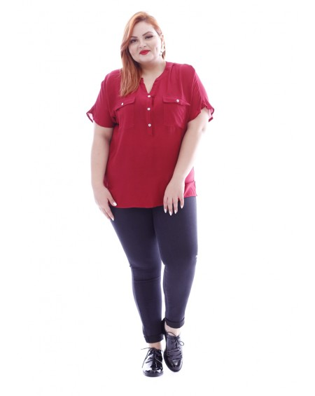 BLOUSE FEMME GRANDE TAILLE